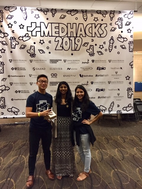 Medhacks group photo